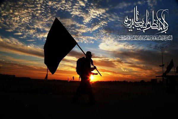 Photo of جمعية اتباع اهل البيت عليهم السلام تنظم  معرض لصور مسیرة الأربعین في جامعة أمریكیة