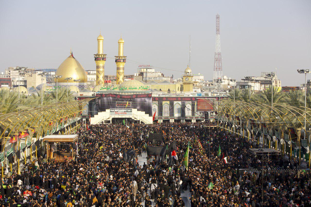 صورة كربلاء: مشاركة أكثر من 450 وسيلة إعلامية عربية وأجنبية لتغطية زيارة الأربعين