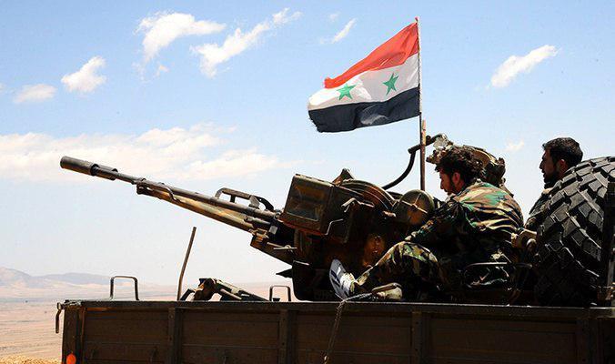 صورة الجيش السوري يطوق مدينة البوكمال ويبدأ دخولها