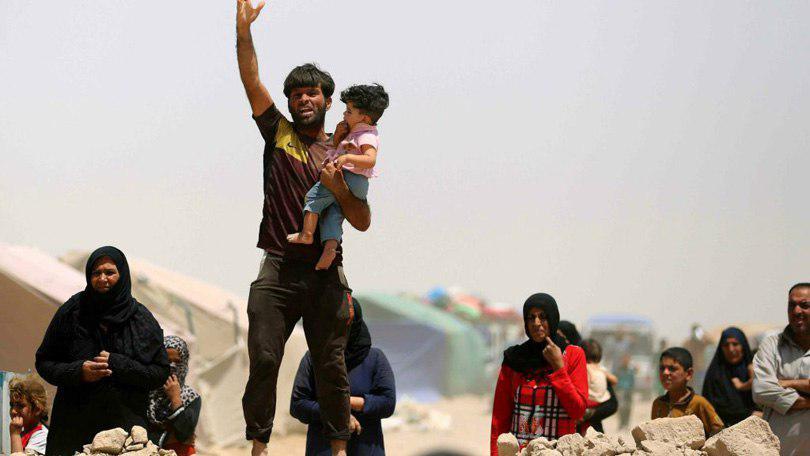 Photo of الهجرة: اعادة 3 آلاف نازح عراقي من سوريا الى البلاد