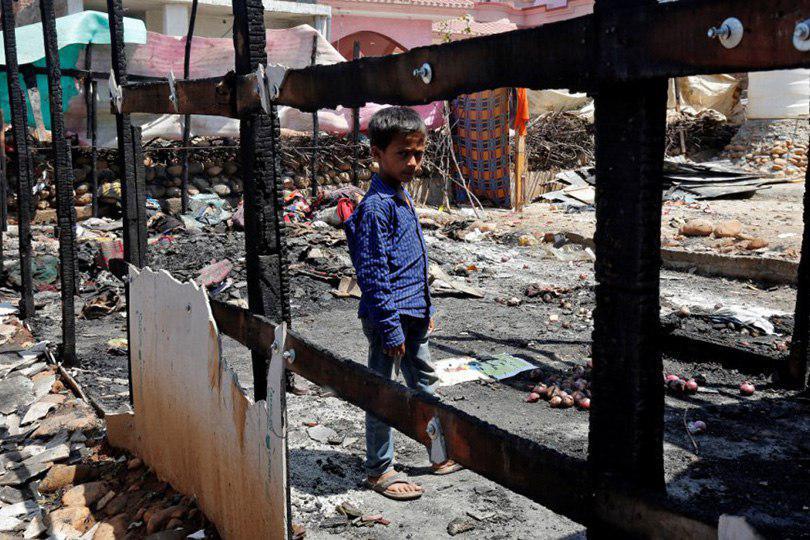 صورة اطباء بلا حدود: 6700 من الروهينجا قتلوا في الشهر الاول لاعمال العنف في بورما