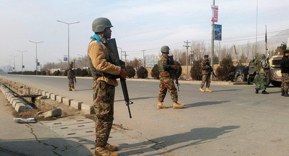Photo of اشتباكات بين قوات الأمن الأفغانية وارهابيين حاولوا الهجوم على مركز تدريب