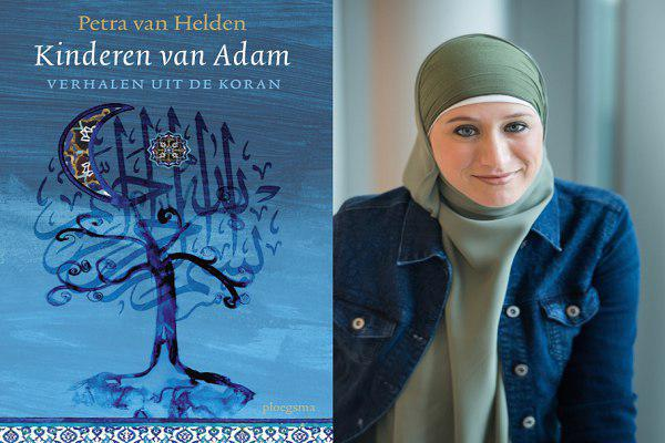 صورة إصدار كتاب حول القصص القرآنية في هولندا