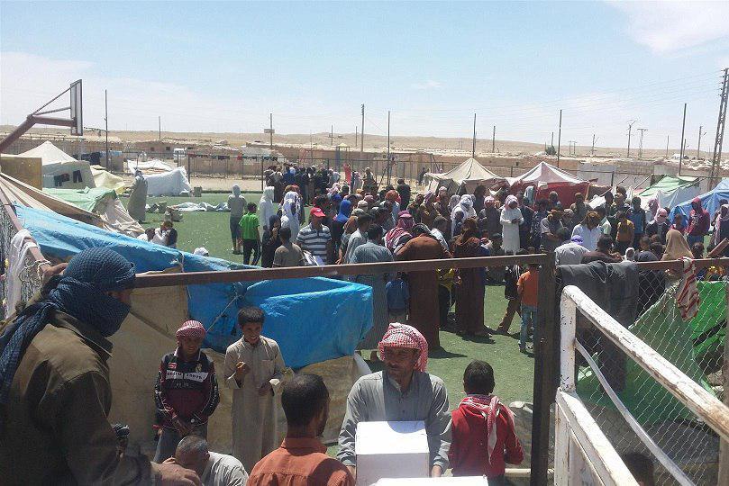 صورة كربلاء المقدسة تعلن عن عودة 4500 عائلة نازحة الى مناطقهم