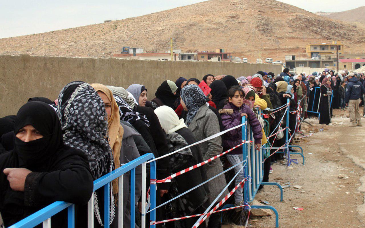 صورة عودة نحو 10 آلاف سوري الى منازلهم خلال الـ24 ساعة الماضية