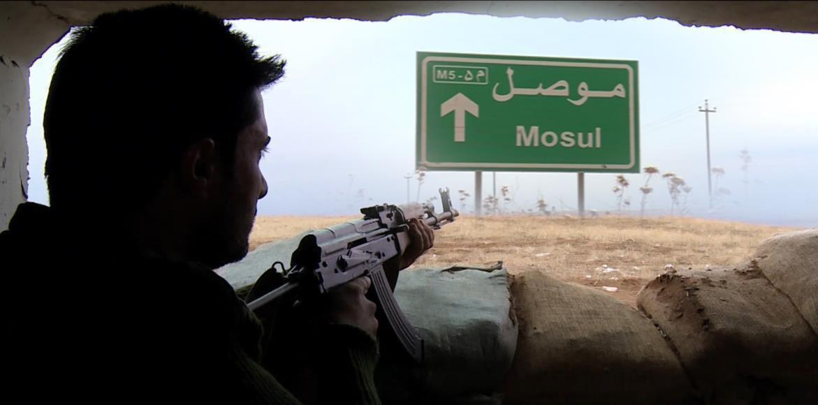 صورة قائد عمليات نينوى: الحشد الشعبي سيتولى تأمين محيط الموصل