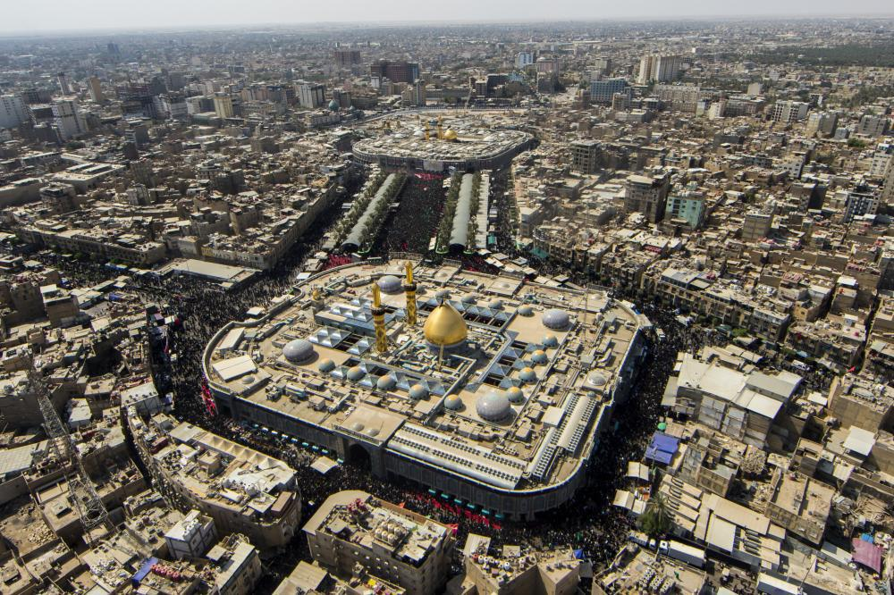 صورة وزارة السياحة تكشف عن دخول خمسة ملايين سائح إلى العراق سنويا