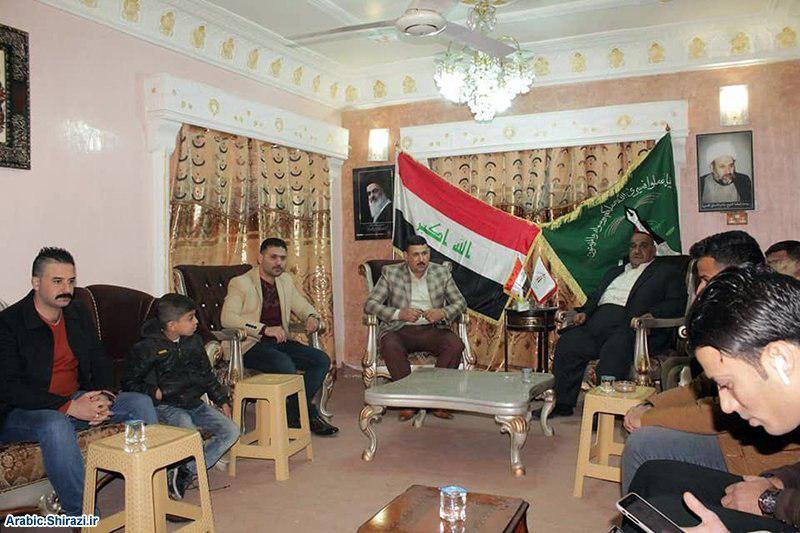 صورة منظّمة العمل الإسلامي العراقية تواصل فعالياتها في محافظة النجف الأشرف