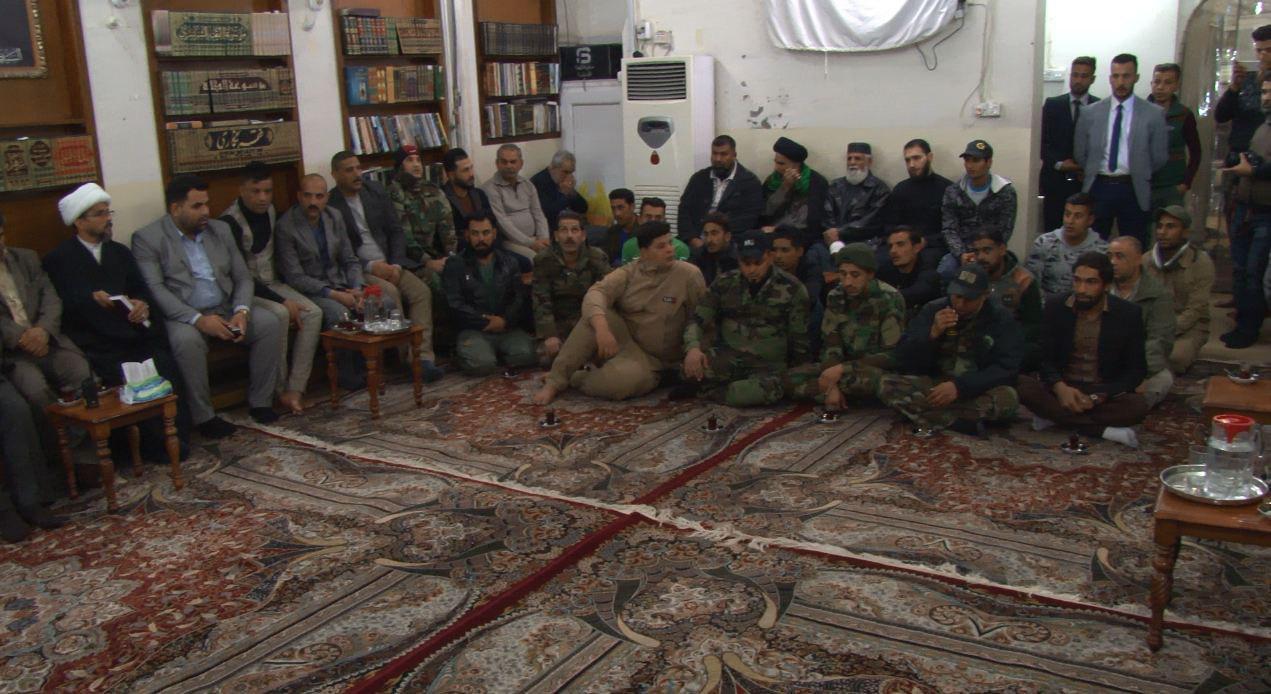 صورة العمل الاسلامي العراقية تستنكر اجراءات السلطات الايرانية بحق نجل المرجع الشيرازي