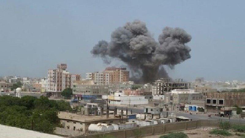 صورة اليمن: أكثر من 40 غارة لطيران العدوان على نجران وأربع محافظات