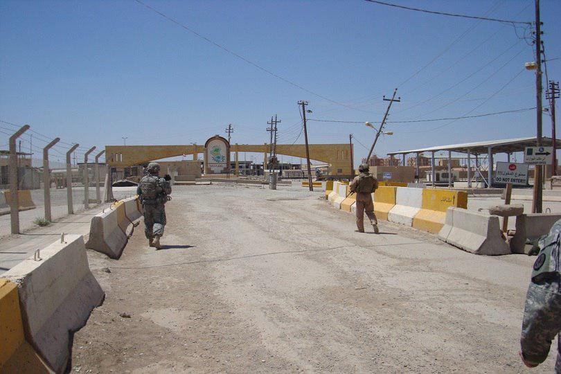 صورة المنافذ الحدودية العراقية تضبط 76 تأشيرة ايرانية يشتبه بتزويرها