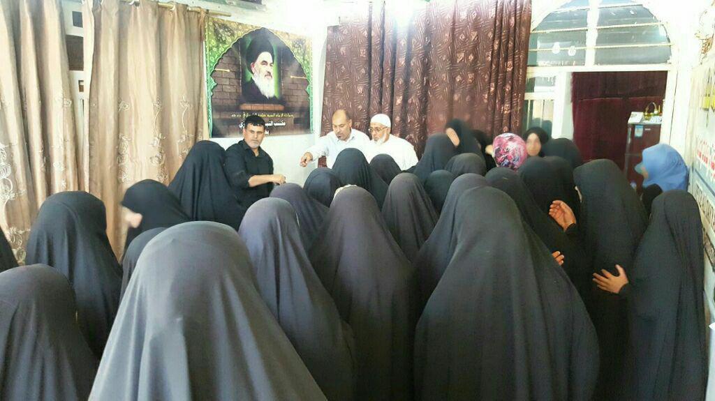Photo of مكتب التيار الشيرازي في بغداد يباشر بحملته الشهرية لتقديم المساعدات الانسانية لعوائل الشهداء والمحتاجين