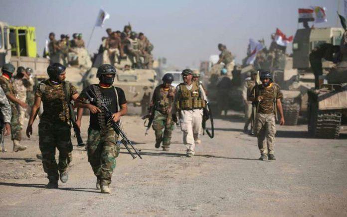 Photo of العراق: الحشد الشعبي يصد هجوما لداعش الارهابي قرب العظيم