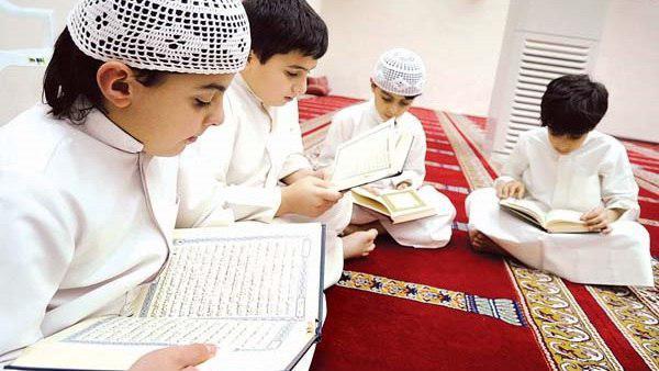 صورة شاب مصري يدشن أكاديمية لتحفيظ القرآن على فيس بوك