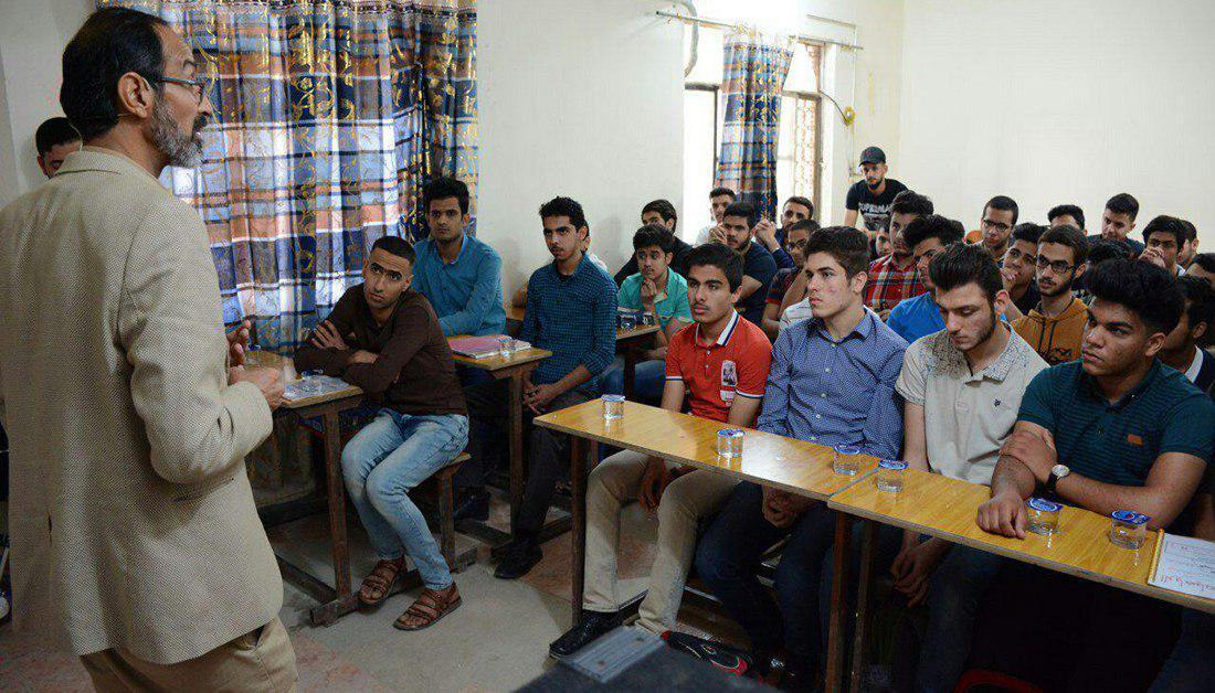 Photo of العتبة الحسينية المقدسة تقيم دورة لطلبة الصف السادس الاعدادي حول كيفية إدارة الوقت