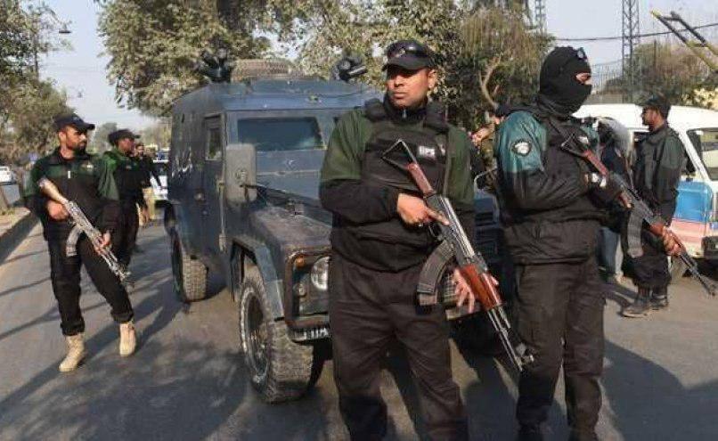 صورة باكستان: مقتل منفذي هجوم لاهور الدامي شرق البلاد