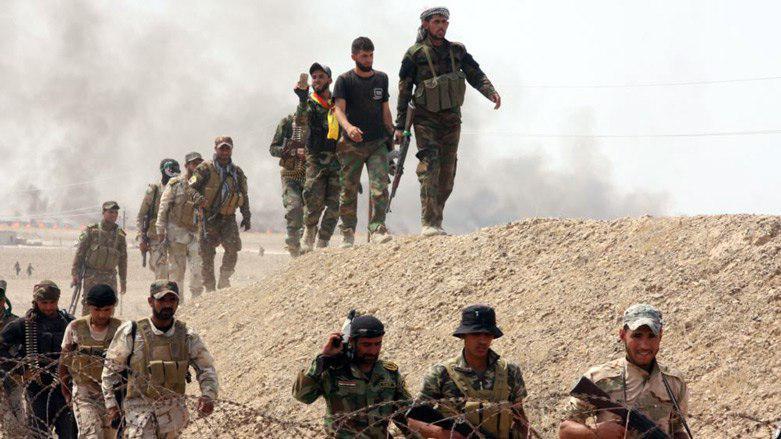 صورة العراق: استشهاد واصابة عناصر من الحشد الشعبي بانفجار على طريق الطوز – تكريت