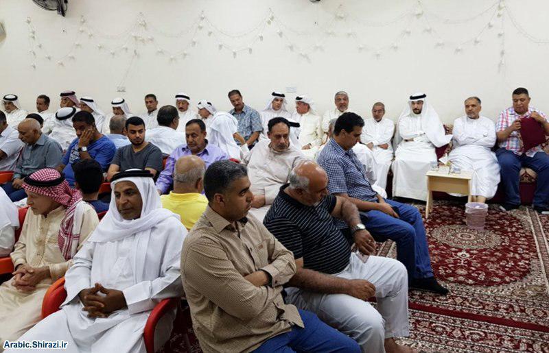 Photo of تواصل الجلسات الخاصّة بشهر رمضان العظيم في مكتب وكيل المرجع الشيرازي في البحرين