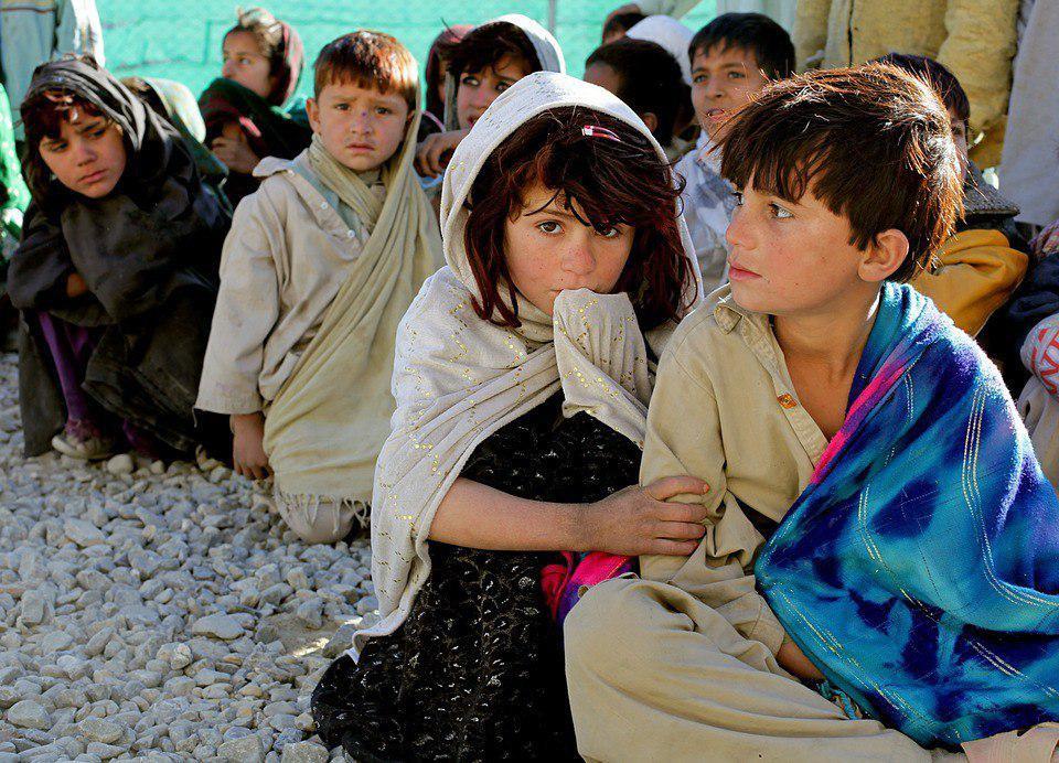 صورة الامم المتحدة: نحو نصف أطفال أفغانستان لا يرتداون المدارس
