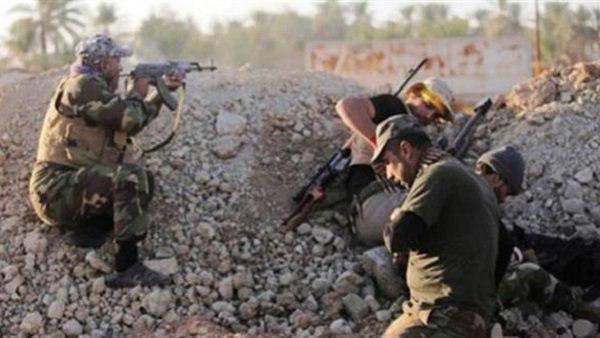 صورة العراق: استشهاد واصابة ستة من الحشد الشعبي في صد هجوم لداعش الارهابي  في سامراء