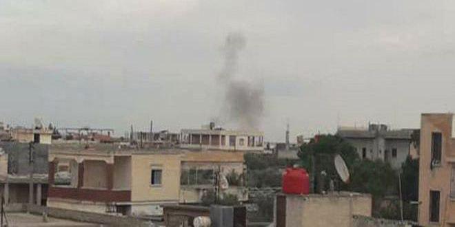 صورة سوريا: احباط هجوم إرهابي على الأهالي في بلدتي الفوعة وكفريا الشيعيتين شمال إدلب
