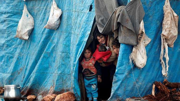 صورة الأمم المتحدة: مليون نازح سوري في 2018