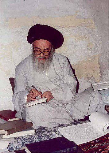 صورة من كلمات الإمام الشيرازي الراحل .. في ذكرى رحيله
