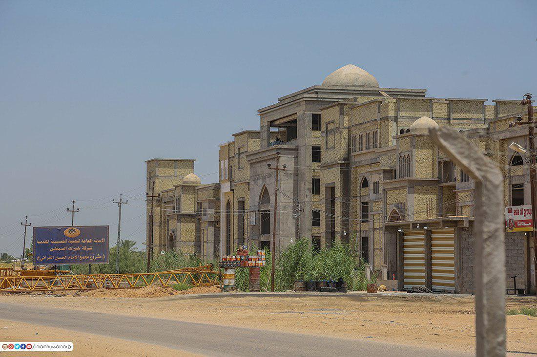 صورة بالصور .. كربلاء المقدسة تحتضن اكبر مجمع قرآني تخصصي في العراق