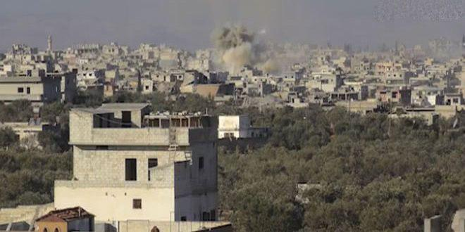 صورة سوريا: اللجان الشعبية تحبط هجوما إرهابيا على الأهالي في الفوعة وكفريا الشيعيتين المحاصرتين