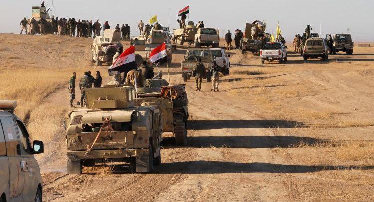 Photo of رئيس الوزراء العراقي يعلن عن نتائج كبيرة حققتها عملية ثأر الشهداء ضد داعش الارهابي