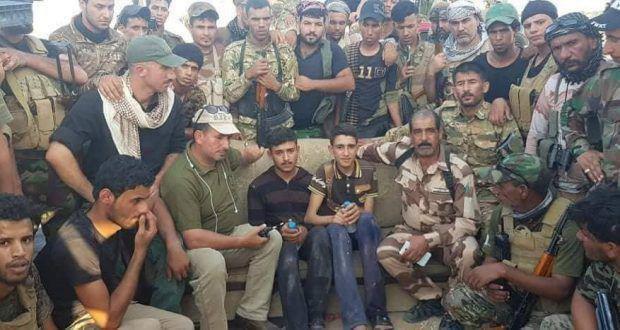 Photo of الحشد الشعبي يحرر مختطفين جنوب غرب الموصل