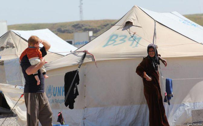 Photo of انتحار رجل في عقده الخامس بمخيم حسن شام شرقي الموصل