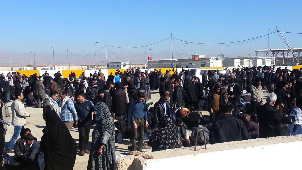 صورة وزير الداخلية الايراني: الاستعدادات للزيارة الاربعينية في العراق تفوق الاعوام الماضية