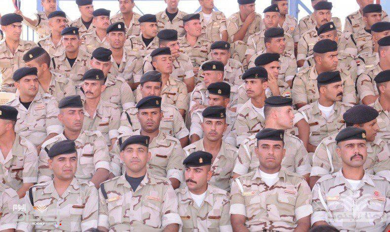 صورة العراق: إصابة 13 جنديا بانفجار صاروخ اثناء تدريبهم بالكلية العسكرية في ذي قار