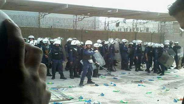 صورة السلطات تعذّب سجناء بحرينيين بسبب ممارسة شعائر عاشوراء