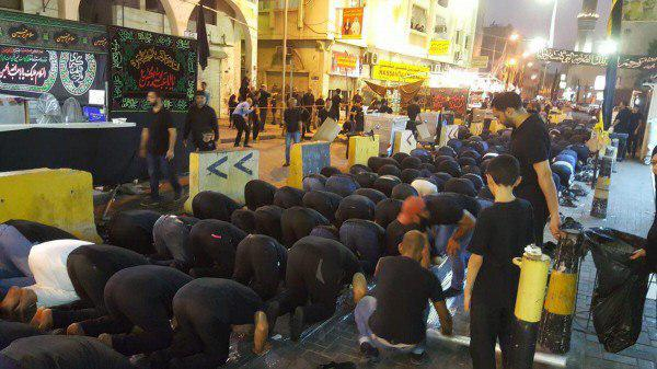 Photo of السلطات البحرينية تعتقل 27 مواطنا لأدائهم الصلاة ليلة العاشر في المنامة
