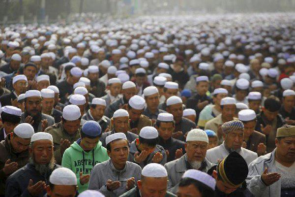 صورة العفو الدولیة تطالب السلطات الصینیة بإنهاء قمع المسلمین