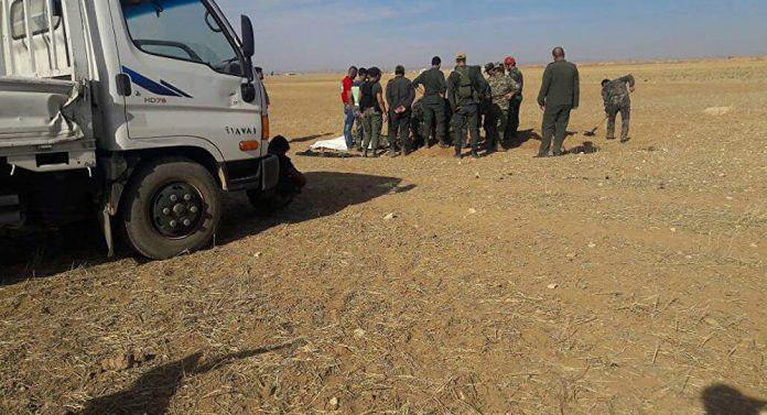 Photo of العثور على ثلاث مقابر جماعية في أبو الظهور شرق إدلب السورية