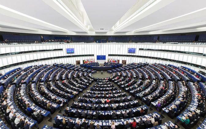 صورة البرلمان الاوربي يدعو السعودية والامارات الى وقف الحرب والحصار عن اليمن