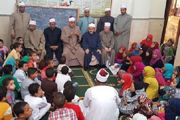 صورة دعوات نيابية لغلق حضانات اسلامية في مصر بتهمة تدريسها مناهج تحث على التطرف