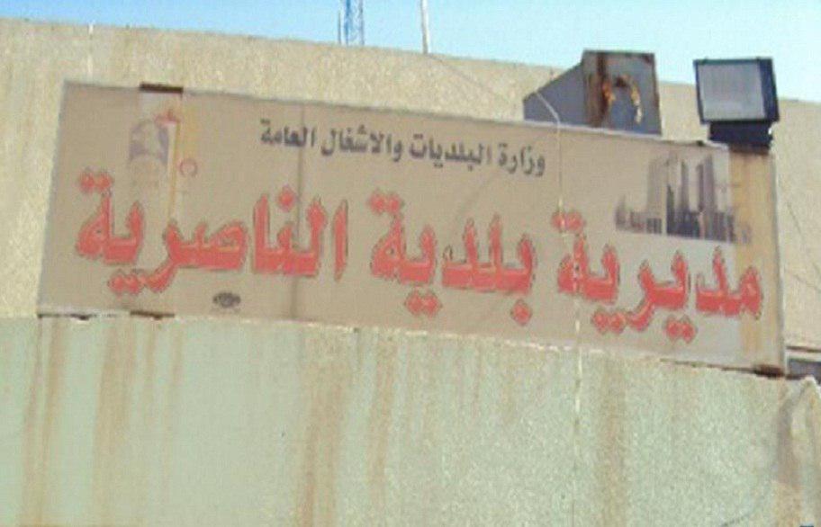 صورة العراق: بلدية الناصرية تنفذ حملة خدمية لتهيئة الطرق امام زوار الاربعينية