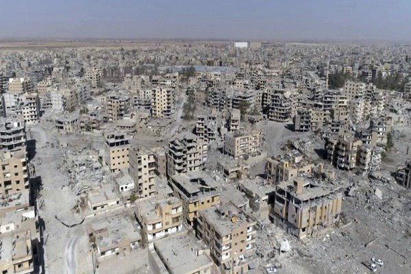 Photo of العفو الدولية تدعو التحالف الدولي لإعادة إعمار الرقة