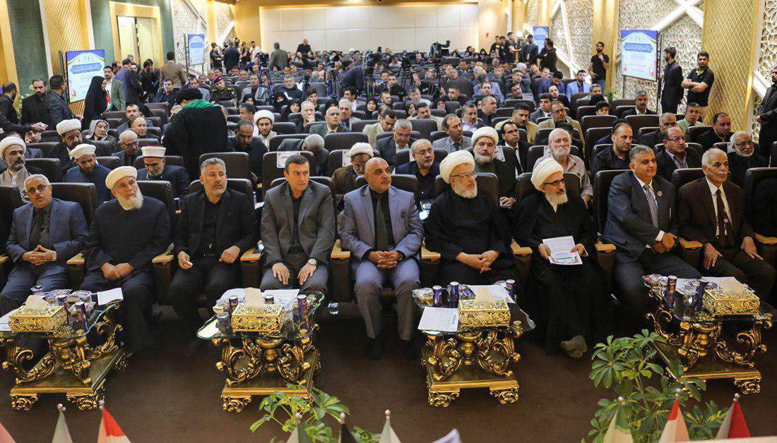صورة كربلاء المقدسة تحتضن مؤتمرا اكاديميا  يبحث المحاور العلمية لزيارة الاربعين بمشاركة عربية ودولية