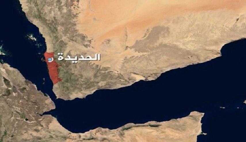 صورة استشهاد وإصابة 5 مدنيين بغارة لطيران التحالف بالحديدة