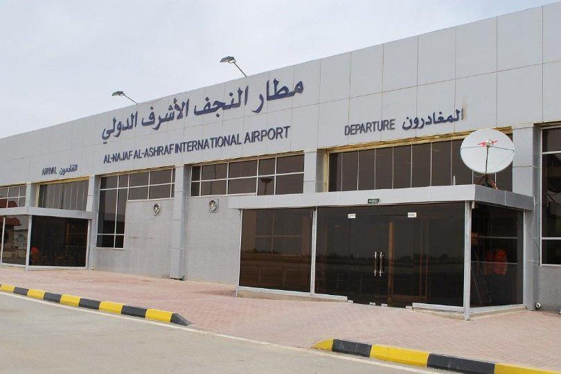 صورة سلطة الطيران المدني: مرور 171 الف زائر عبر بوابة مطار النجف الاشرف الدولي خلال زيارة الاربعين