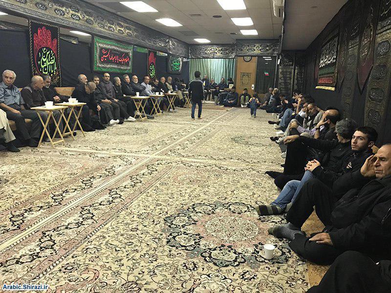 صورة مركز الإمام الشيرازي العالمي في كندا يحيي ذكرى الأربعين الحسيني