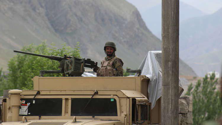 صورة مقتل 16 عنصرا من طالبان الارهابية بعمليات للجيش في أفغانستان