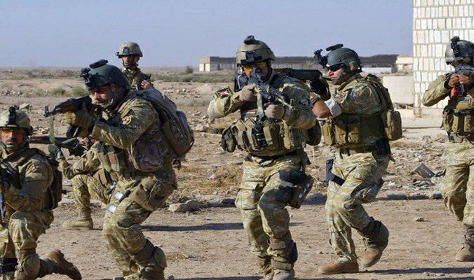 صورة الاستخبارات العراقية تحرر 4 مختطفين غربي الموصل وتعيدهم الى ذويهم