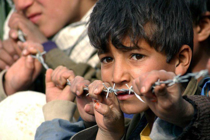 صورة الكشف عن احصائية مرعبة لعدد الايتام في العراق