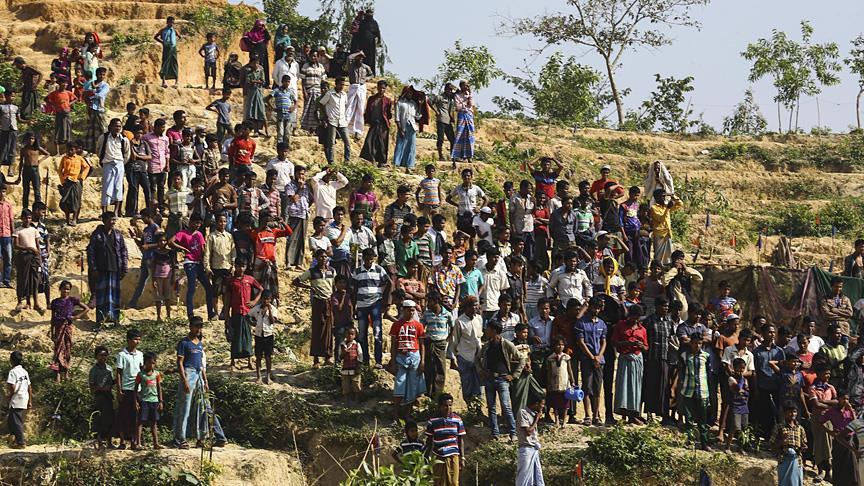 صورة يونيسف تعرب عن قلقها إزاء إعادة الروهنجيا قسراً إلى ميانمار